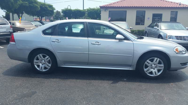 2013 Chevrolet Impala LT Fleet 4dr Sedan - Lake Worth FL