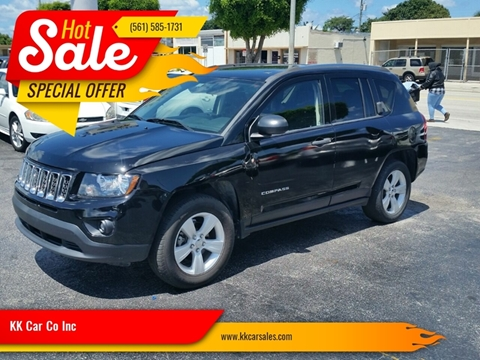 2014 Jeep Compass for sale in Lake Worth, FL