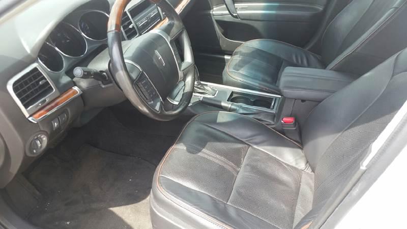 2012 Lincoln MKZ 4dr Sedan - Lake Worth FL