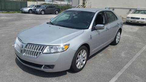2012 Lincoln MKZ for sale in Lake Worth, FL