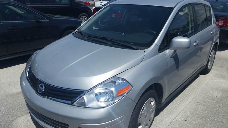 2012 Nissan Versa 1.8 S 4dr Hatchback 4A - Lake Worth FL