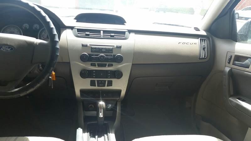 2010 Ford Focus SE 4dr Sedan - Lake Worth FL