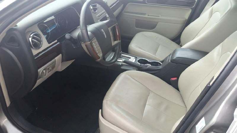 2009 Lincoln MKZ 4dr Sedan - Lake Worth FL