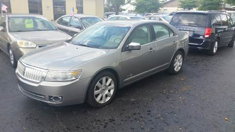 2009 Lincoln MKZ for sale in Lake Worth, FL