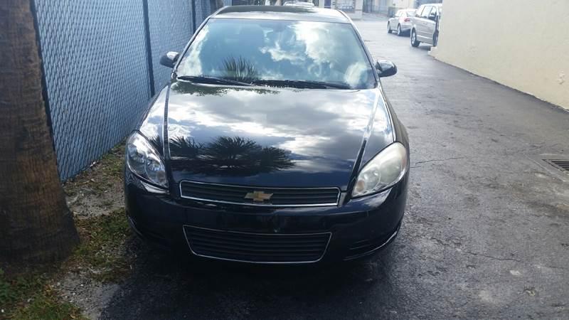 2011 Chevrolet Impala LS Fleet 4dr Sedan w/1FL - Lake Worth FL