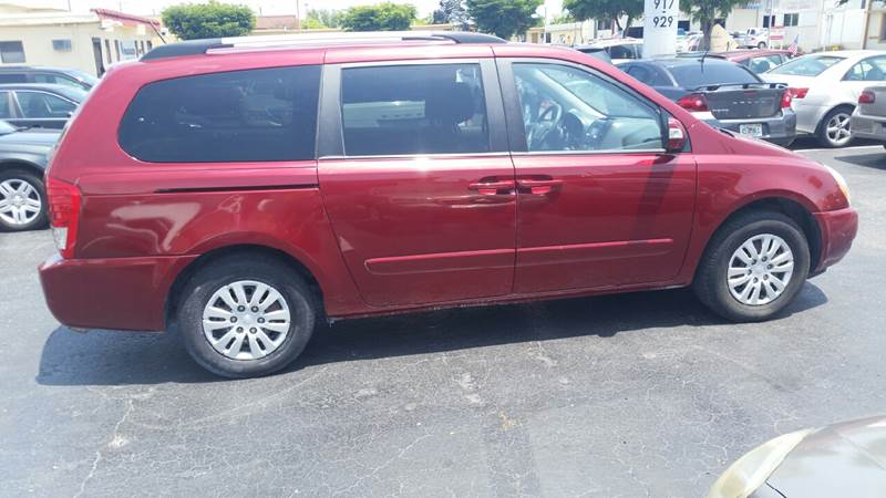 2011 Kia Sedona LX 4dr Mini-Van LWB - Lake Worth FL