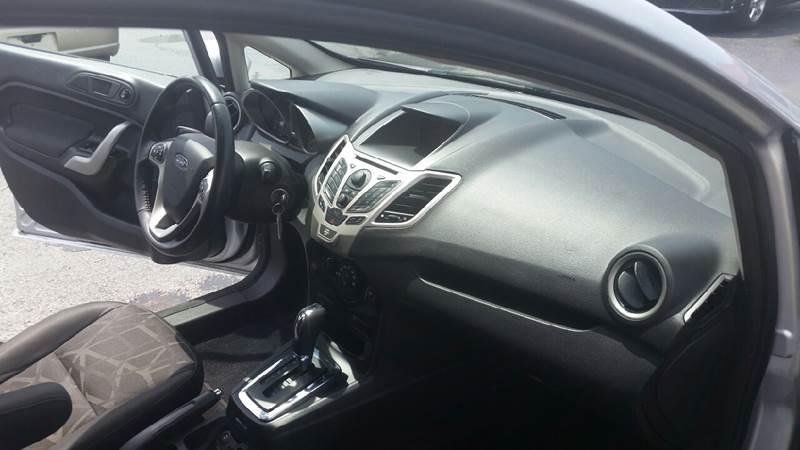 2012 Ford Fiesta SES 4dr Hatchback - Lake Worth FL