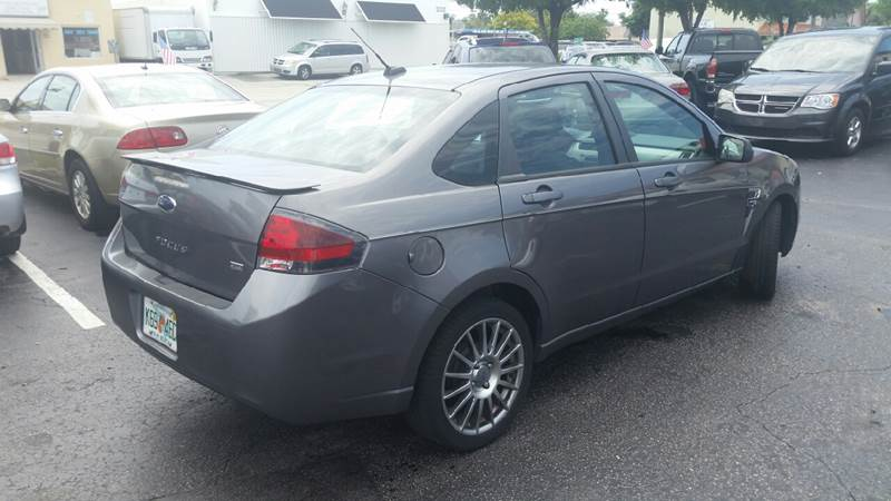 2010 Ford Focus SES 4dr Sedan - Lake Worth FL