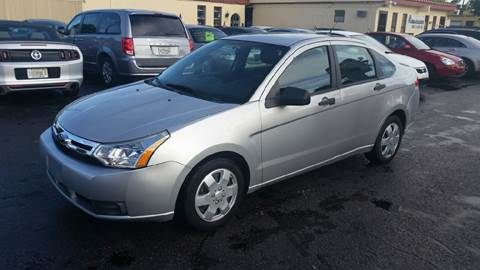 2010 Ford Focus for sale in Lake Worth, FL