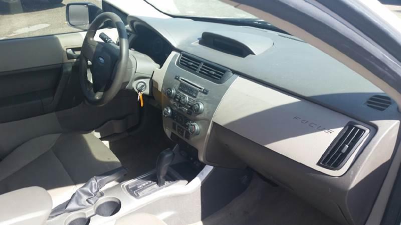 2009 Ford Focus S 4dr Sedan - Lake Worth FL