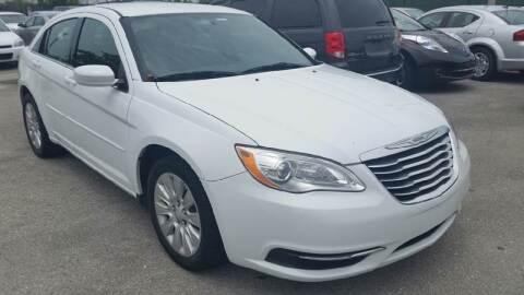 2012 Chrysler 200 for sale at KK Car Co Inc in Lake Worth FL