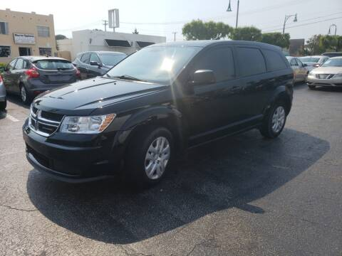 2014 Dodge Journey for sale at KK Car Co Inc in Lake Worth FL
