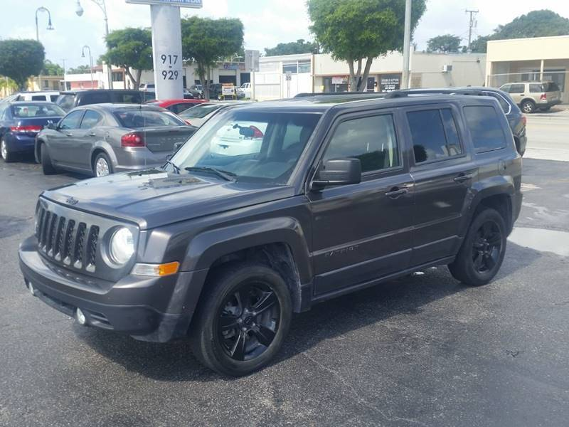 2015 Jeep Patriot for sale at KK Car Co Inc in Lake Worth FL