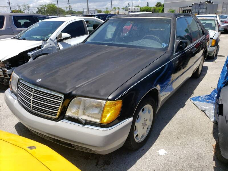 1992 Mercedes-Benz 300-Class for sale at KK Car Co Inc in Lake Worth FL