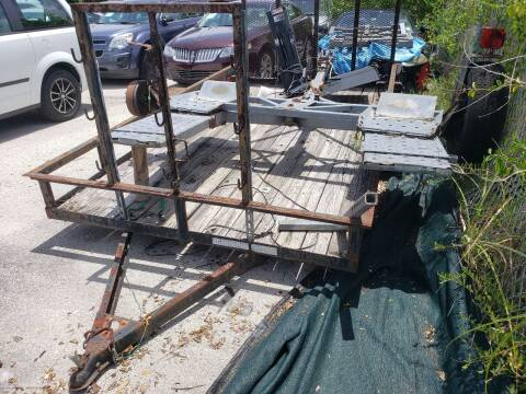 2008 Carry-On ONE AXLE for sale at KK Car Co Inc in Lake Worth FL