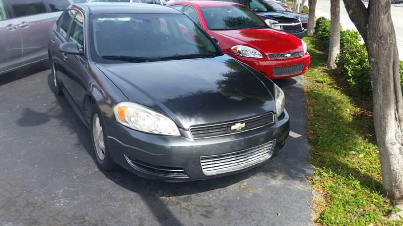 2010 Chevrolet Impala LT 4dr Sedan - Lake Worth FL