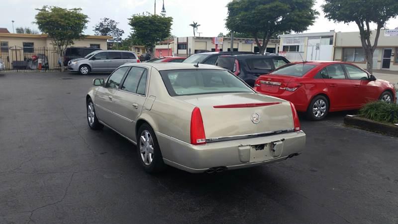 2007 Cadillac DTS 4dr Sedan - Lake Worth FL
