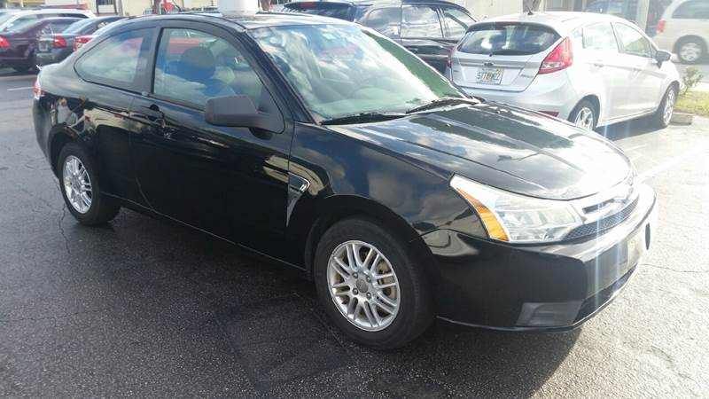 2008 Ford Focus SE 2dr Coupe - Lake Worth FL