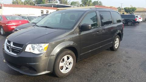 2012 Dodge Grand Caravan for sale in Lake Worth, FL