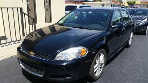 2013 Chevrolet Impala for sale in Lake Worth, FL