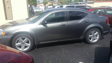 2013 Dodge Avenger for sale in Lake Worth, FL