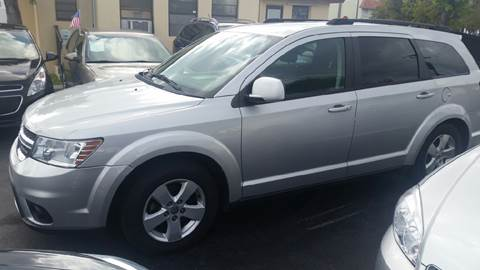 2011 Dodge Journey for sale in Lake Worth, FL