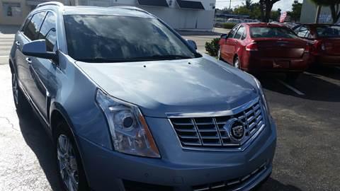 2014 Cadillac SRX for sale in Lake Worth, FL