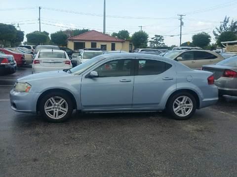 2013 Dodge Avenger for sale in Lake Worth, FL