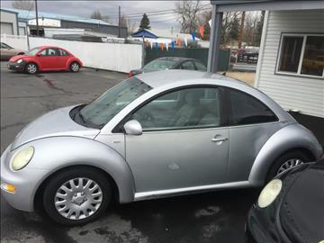 2003 Volkswagen New Beetle for sale in Garden City, ID