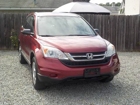 2010 Honda CR-V LX for sale at Allcare Auto LLC Sales & Service in Connellsville PA