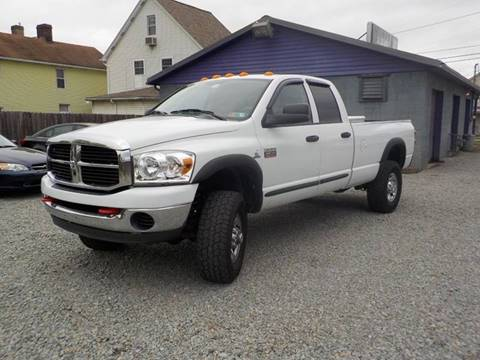 2009 Dodge Ram Pickup 3500 for sale at Allcare Auto LLC Sales & Service in Connellsville PA