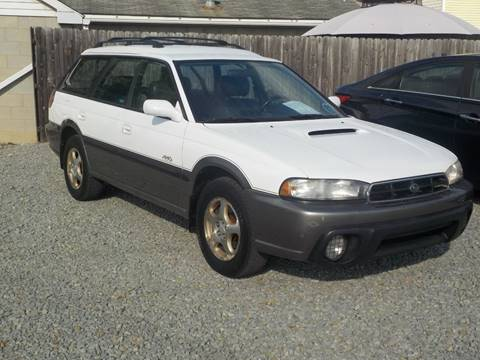 1997 Subaru Legacy Outback for sale at Allcare Auto LLC Sales & Service in Connellsville PA
