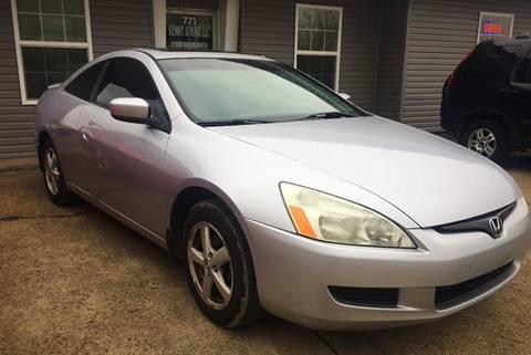 03 Honda Accord >> 2003 Honda Accord For Sale In Zanesville Oh