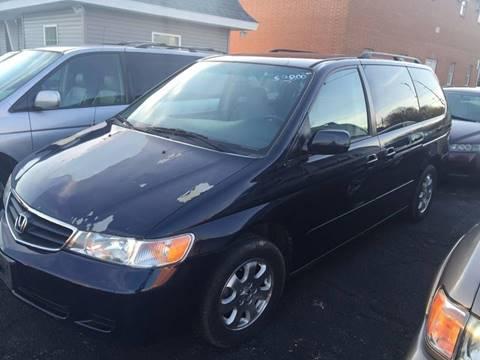 2004 Honda Odyssey for sale in Zanesville, OH