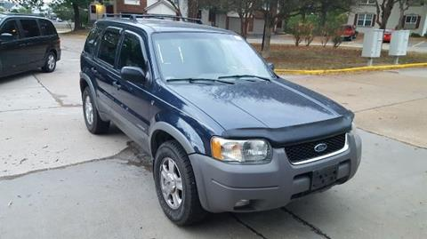 2002 Ford Escape for sale in St. Charles, MO