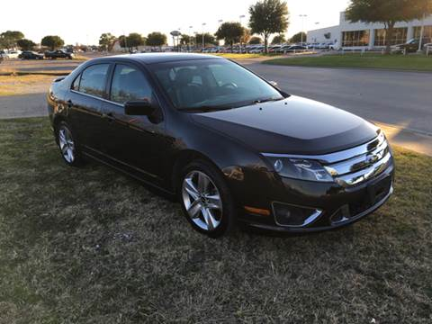 2010 Ford Fusion for sale in Lewisville, TX