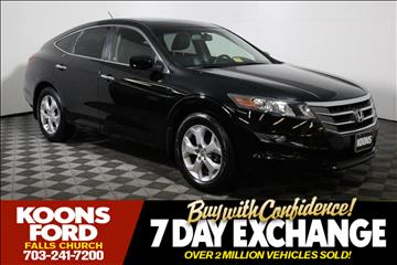 2011 Honda Accord Crosstour for sale in Falls Church, VA