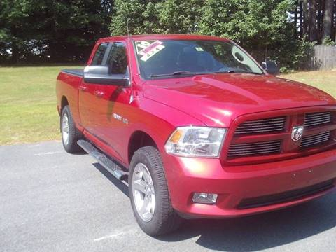 2010 Dodge Ram Pickup 1500 for sale in Auburn, ME