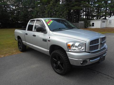 2007 Dodge Ram Pickup 1500 for sale in Auburn, ME
