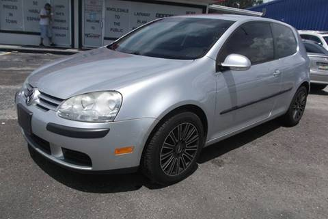 2009 Volkswagen Rabbit for sale in Tampa, FL