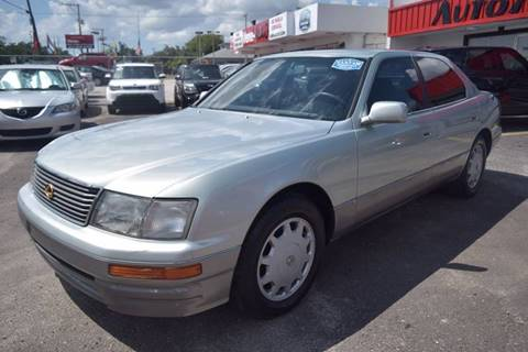 1997 Lexus LS 400 for sale in Tampa, FL
