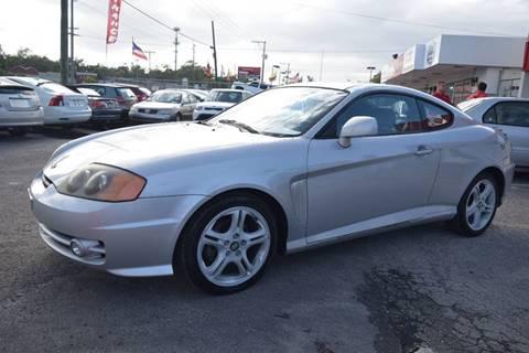 2004 Hyundai Tiburon for sale in Tampa, FL