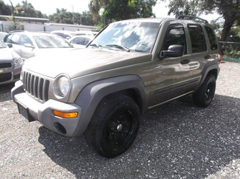 2004 Jeep Liberty for sale in Tampa, FL