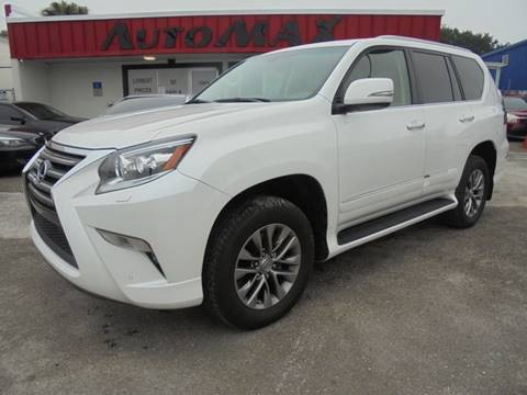 2016 Lexus GX 460 for sale in Tampa, FL