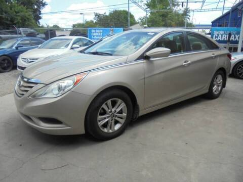 2011 Hyundai Sonata for sale at Automax Wholesale Group LLC in Tampa FL