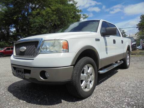 2006 Ford F-150 for sale at Automax Wholesale Group LLC in Tampa FL