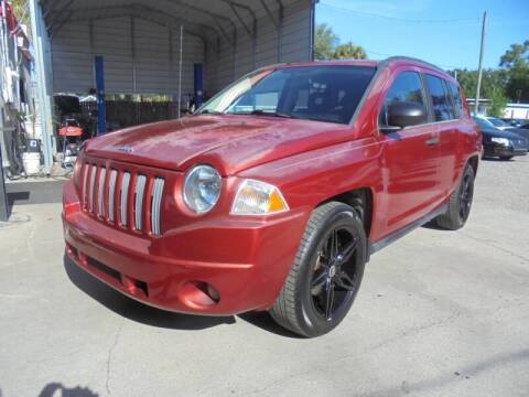 2007 Jeep Compass for sale at Automax Wholesale Group LLC in Tampa FL