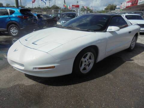 1996 Pontiac Firebird for sale at Automax Wholesale Group LLC in Tampa FL