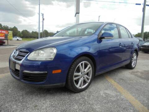 2009 Volkswagen Jetta for sale at Automax Wholesale Group LLC in Tampa FL