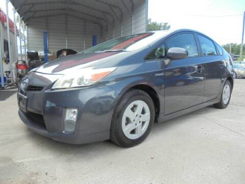 2011 Toyota Prius for sale at Automax Wholesale Group LLC in Tampa FL